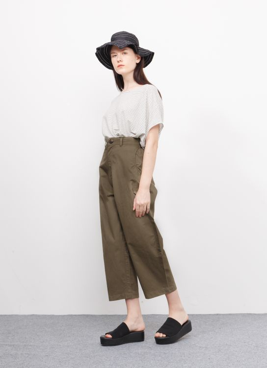 Sevendays Sunday Mikaila Pants - Khaki