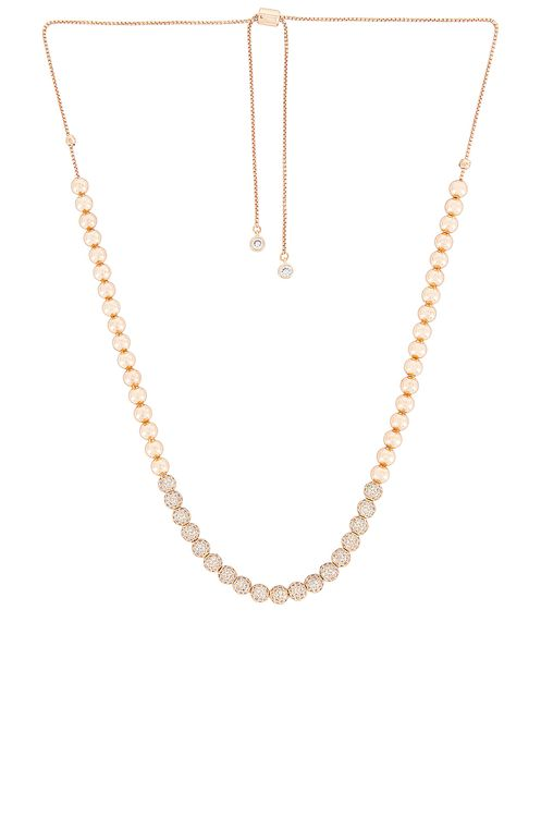 Ettika Crystal Bead Necklace