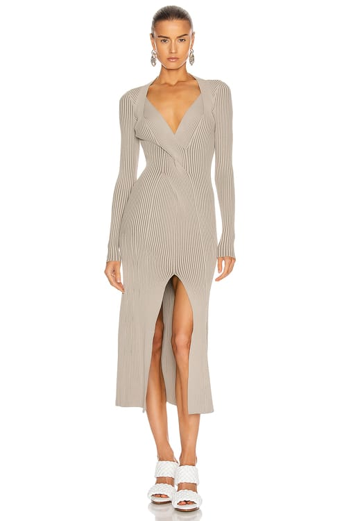 Dion Lee Cable Twist Dress