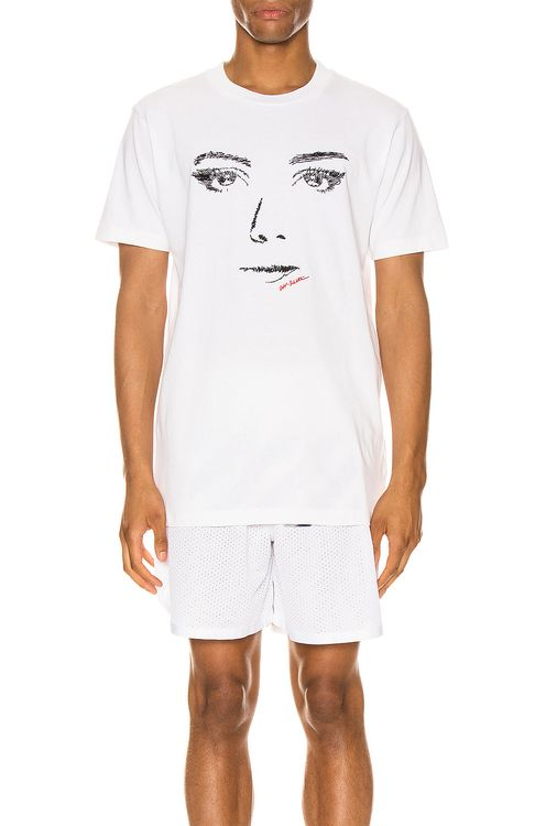 Off-White Woman Gaze Tee