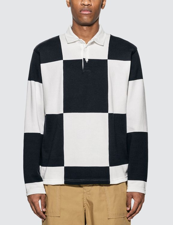 Rowing Blazers Checkered Rugby