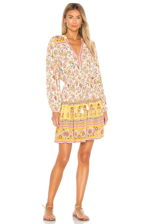 Spell & The Gypsy Collective Portobello Road Long Sleeve Playdress