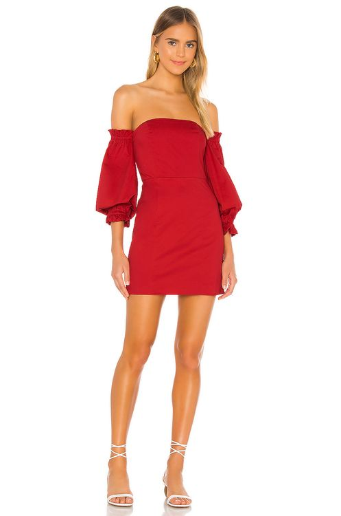 Song of Style Kerry Mini Dress