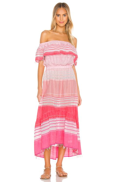 LemLem Eshal Beach Dress