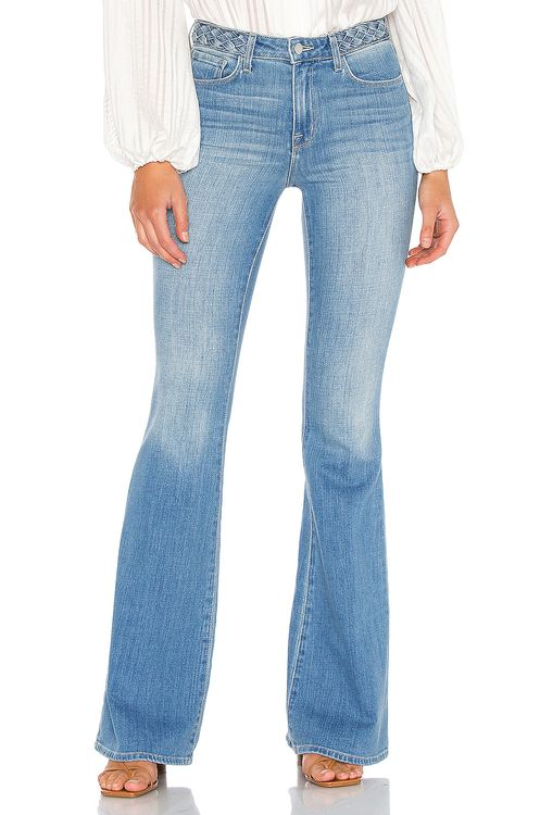 L'Agence Bell High Rise Flare Jean