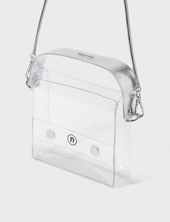 NaNa-NaNa PVC Square Bag