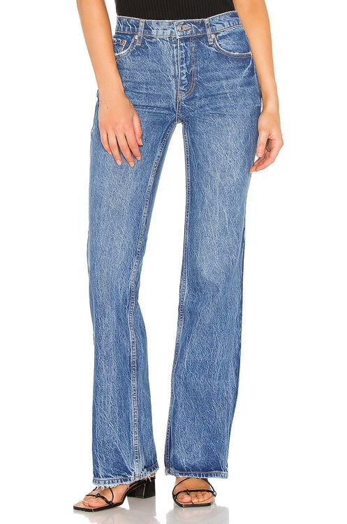 Free People Laurel Canyon Flare Jean