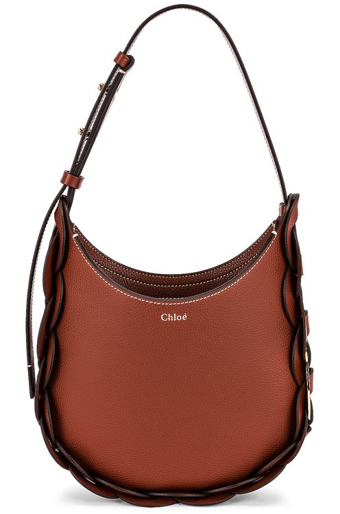 Chloé Small Darryl Hobo Shoulder Bag