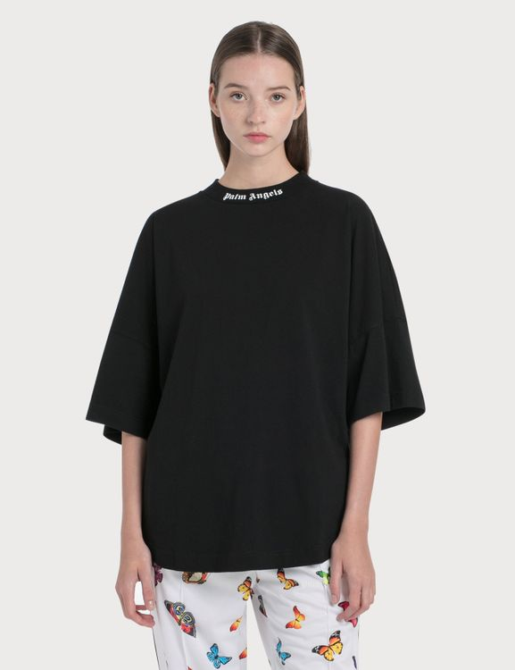 Palm Angels Classic Logo Over T-Shirt