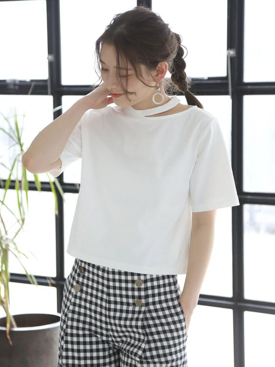Earth, Music & Ecology Candice Top - Off White