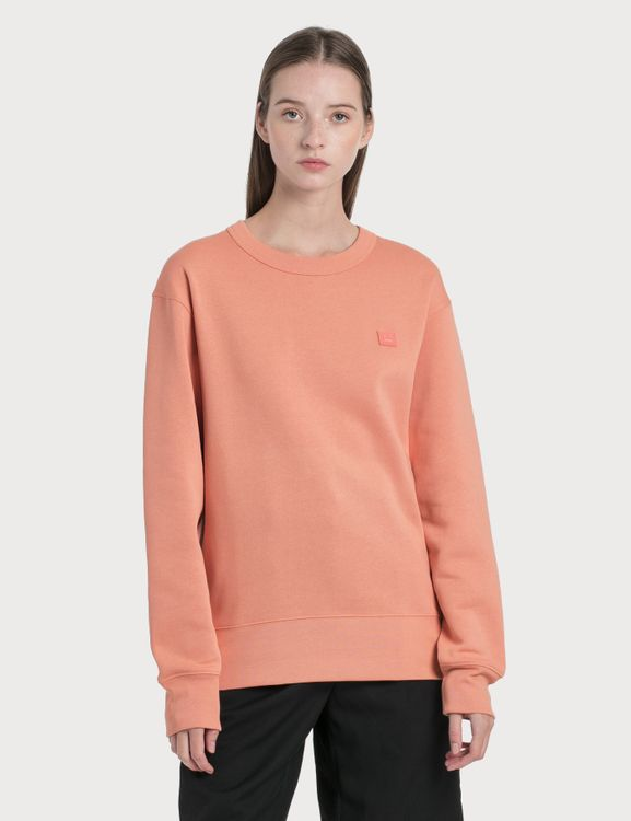 Acne Studios Mini Face Patch Sweatshirt