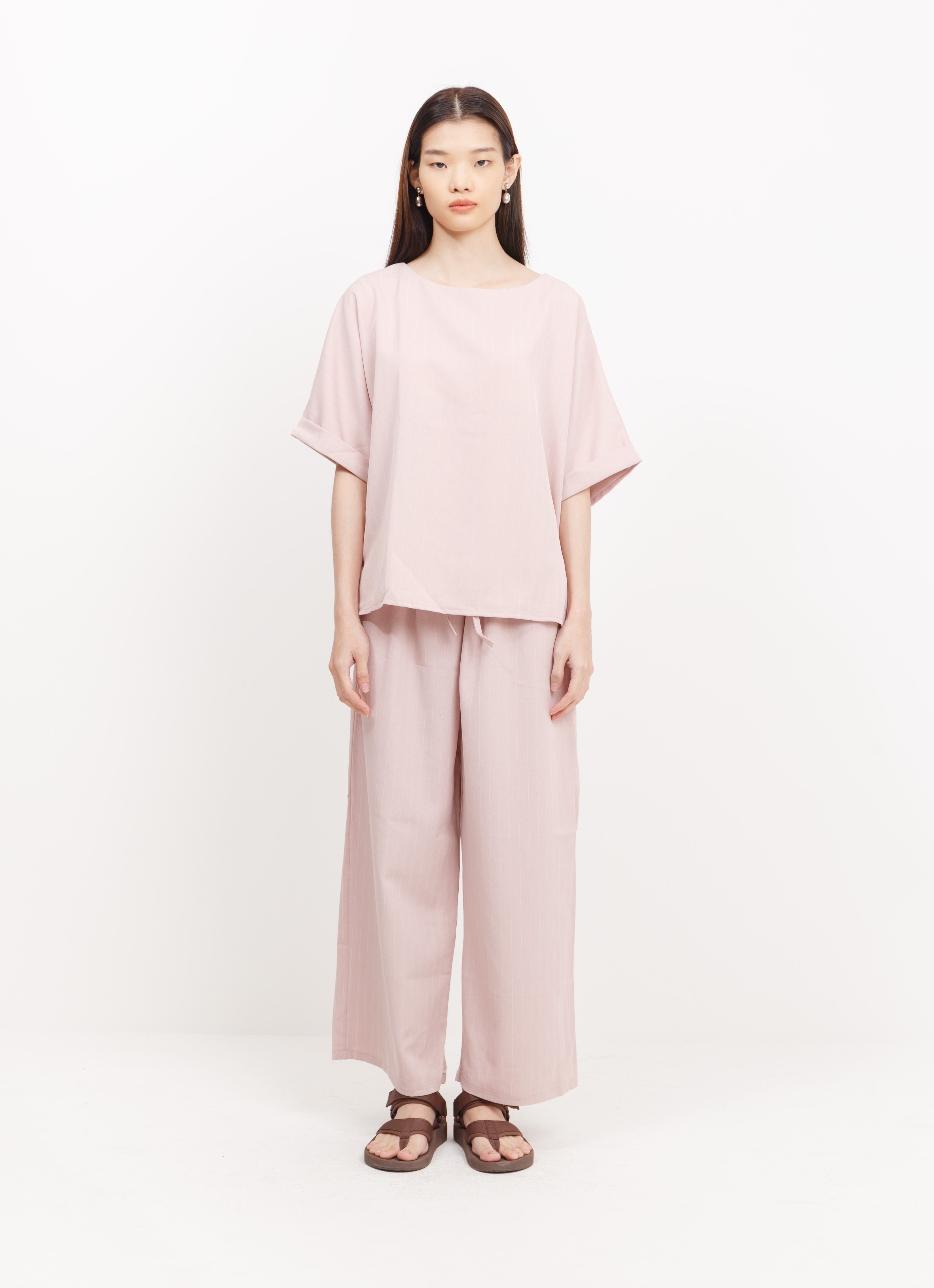 BOWN Hanata Set - Dusty Pink