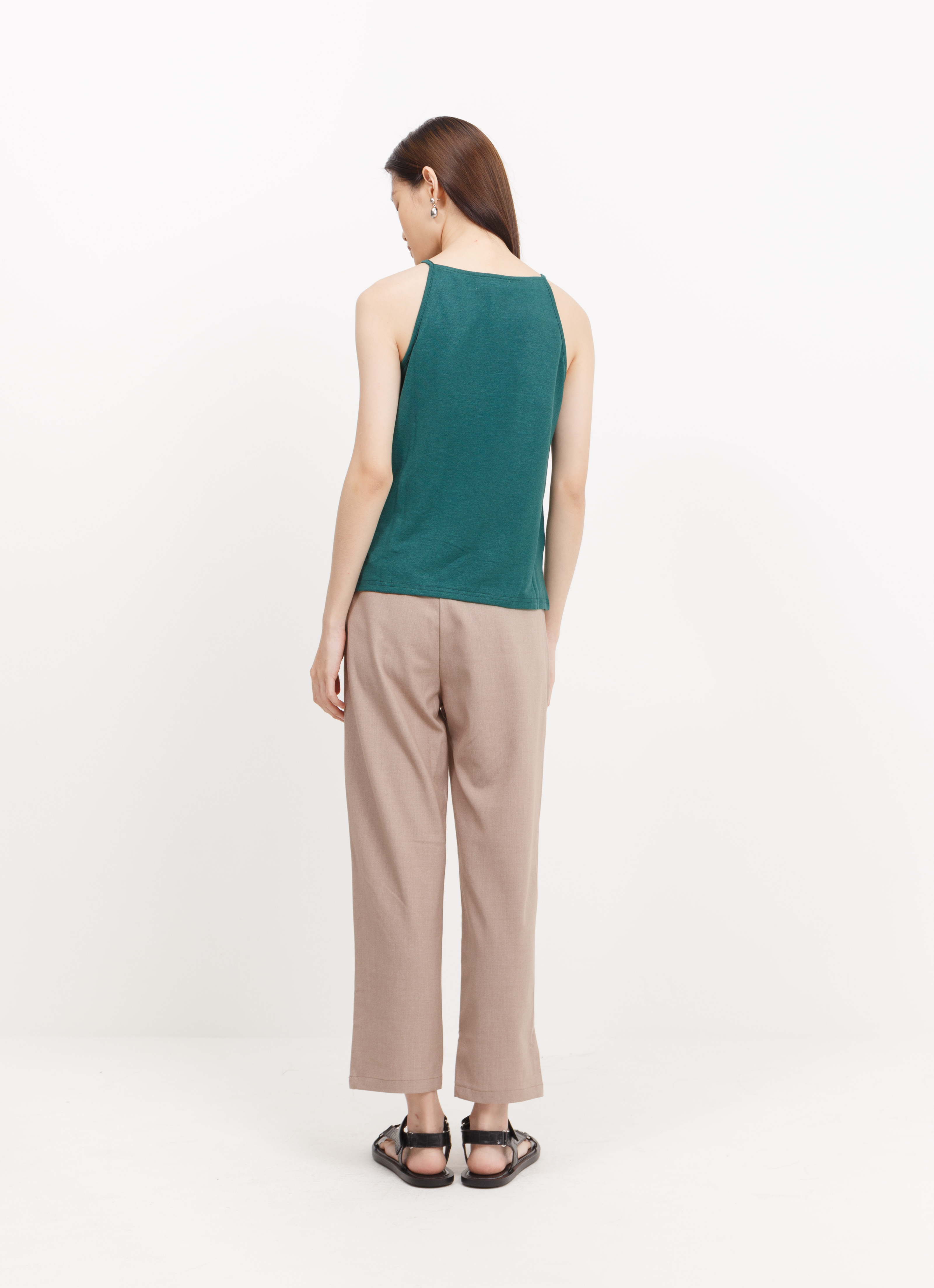 BOWN Cath Top - Green