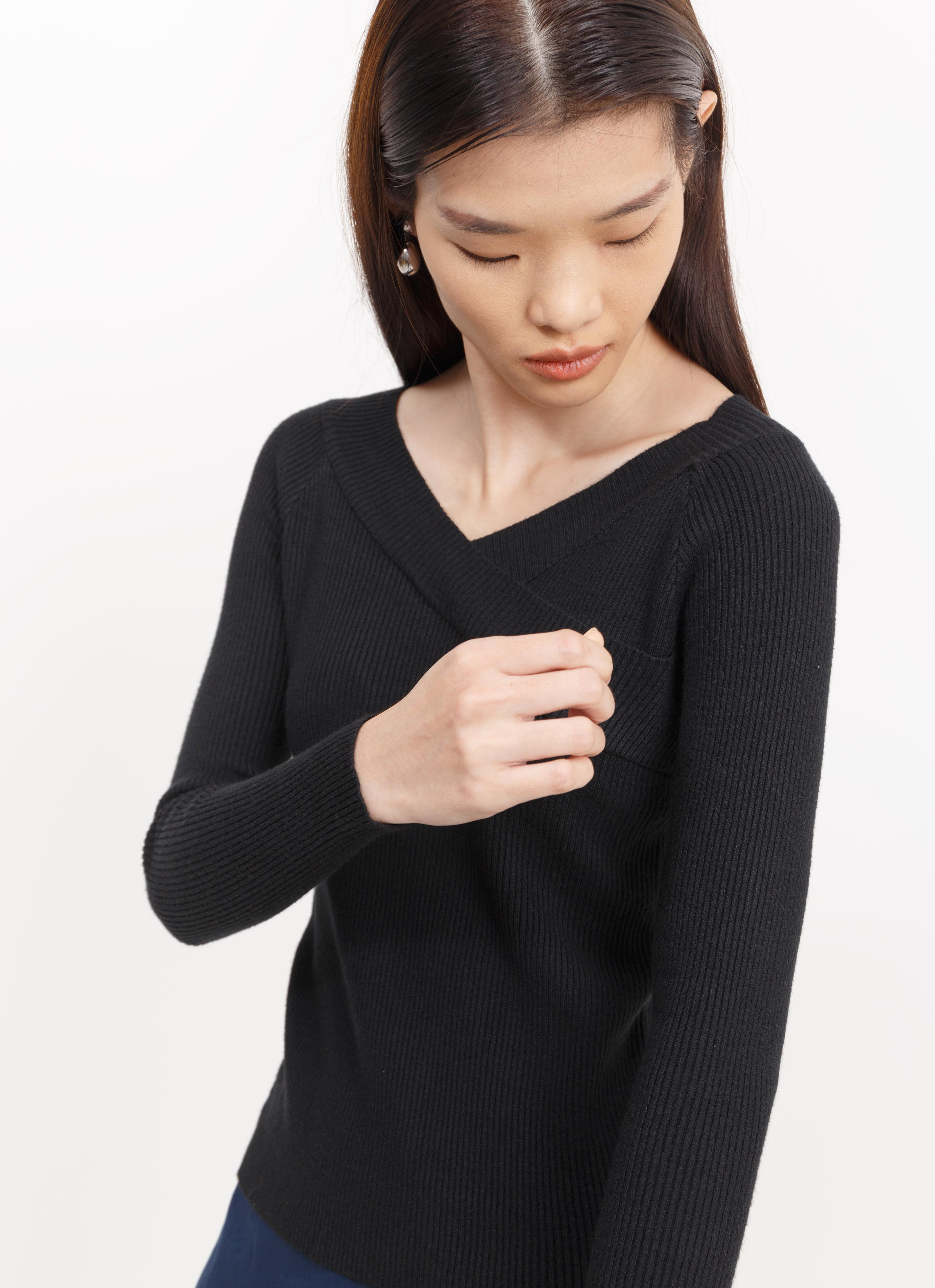 BOWN Marlowe Top  - Black