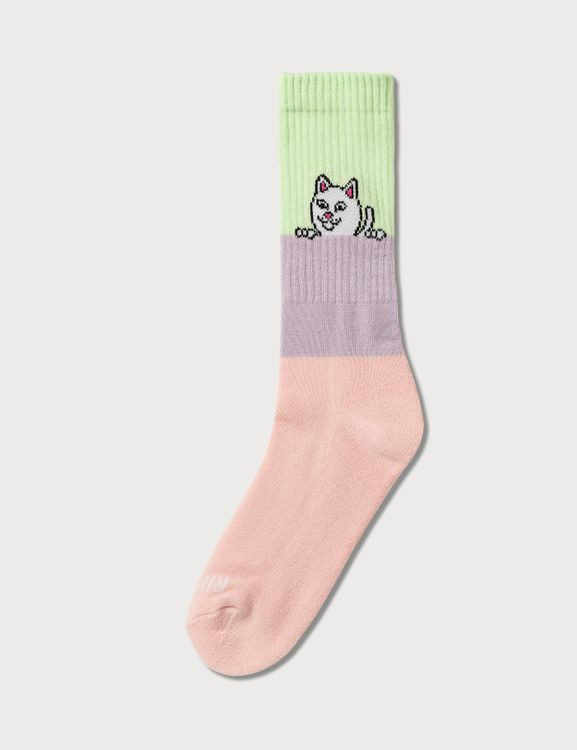 RIPNDIP Peeking Nerm Socks