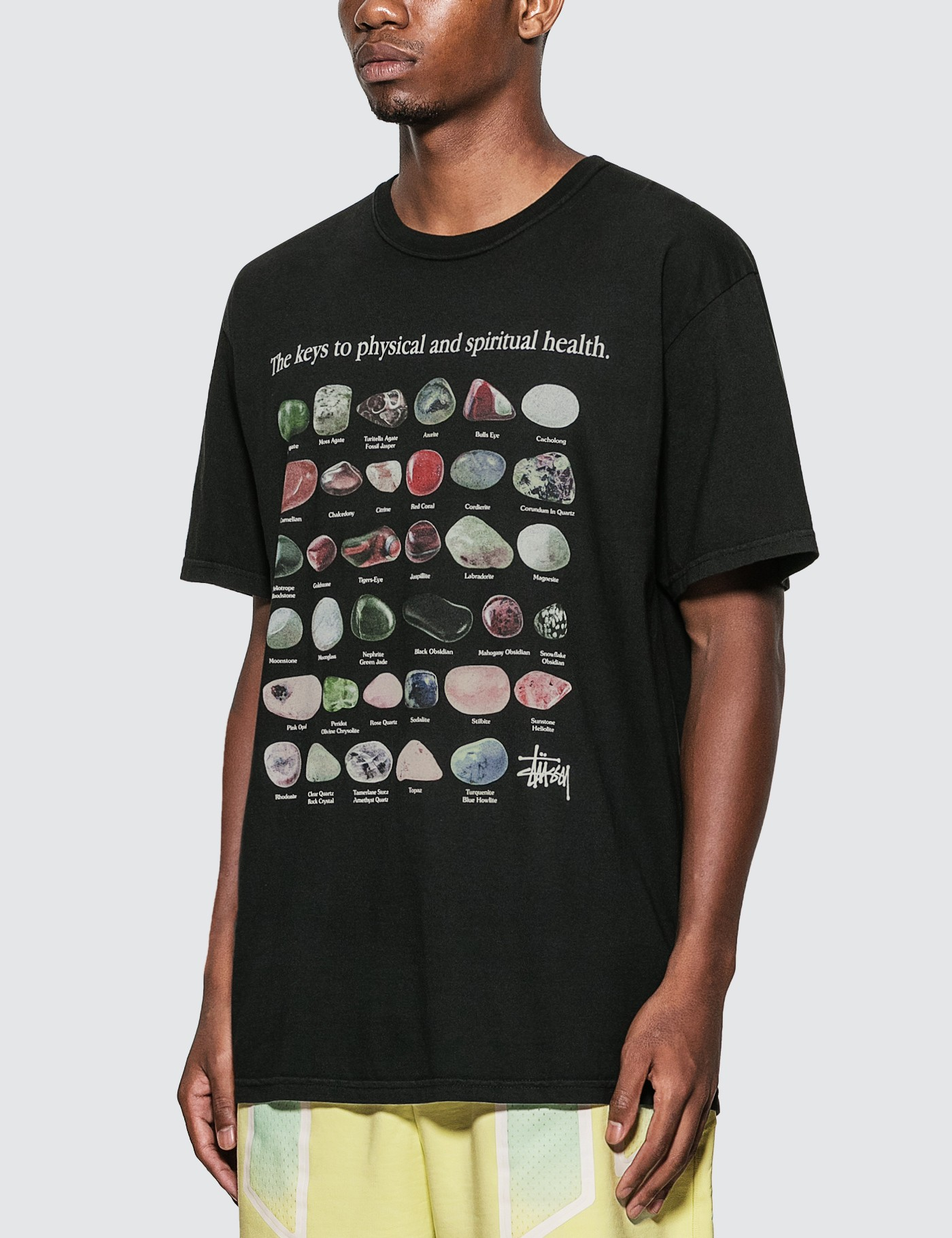Stussy Stone Pigment Dyed T-Shirt