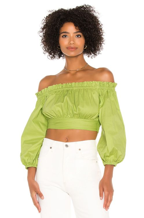 Song of Style Carmen Top