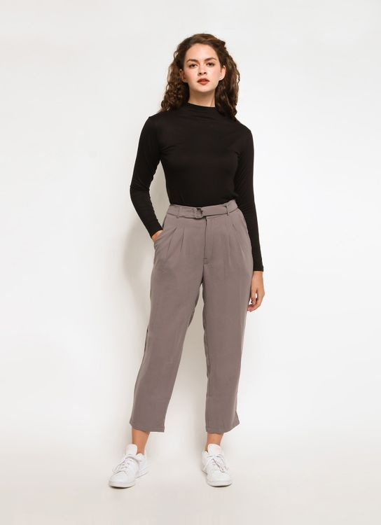 Wastu Vessel Pants Grey