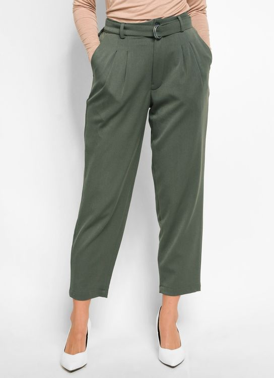 Wastu Vessel Pants Deep Green