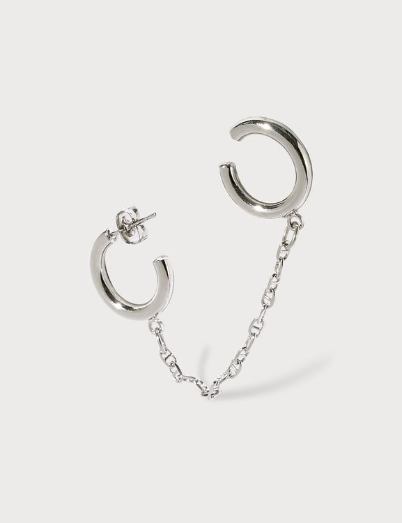 Justine Clenquet Willow Earcuff