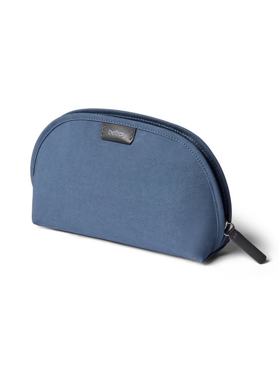 Bellroy Bellroy Classic Pouch Marine Blue Recycled