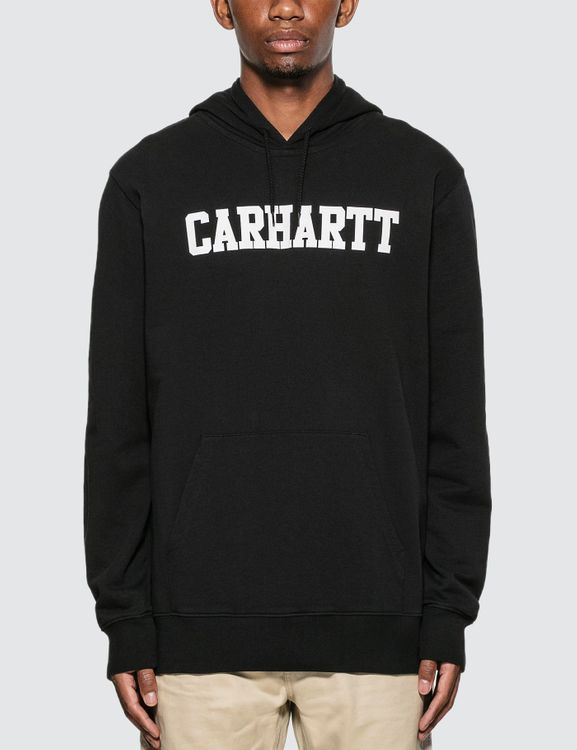 Carhartt WORK IN PROGRESS College Logo Hoodie