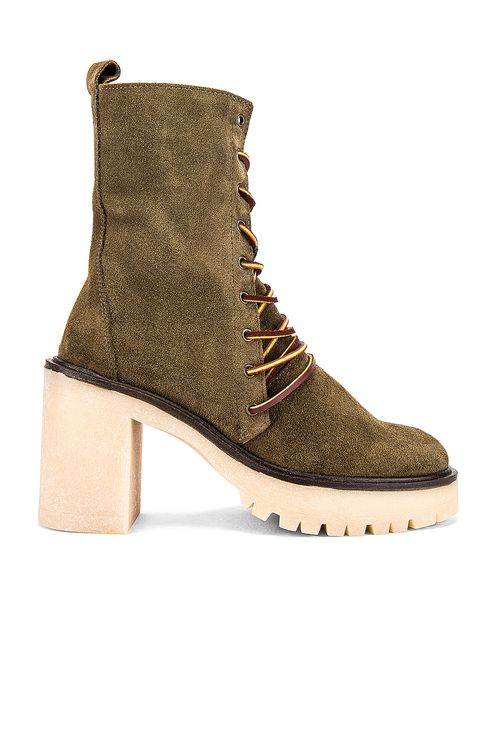 Free People Dylan Lace Up Boot