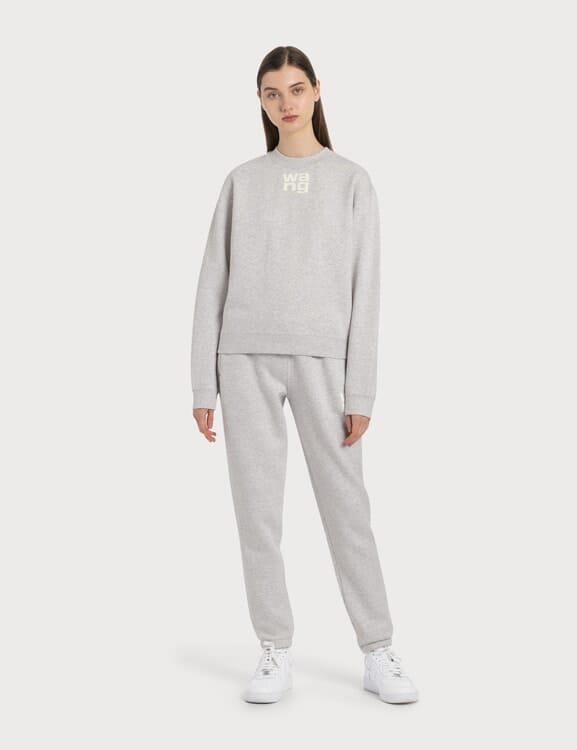 Alexander Wang.T Foundation Terry Slim Sweatpants