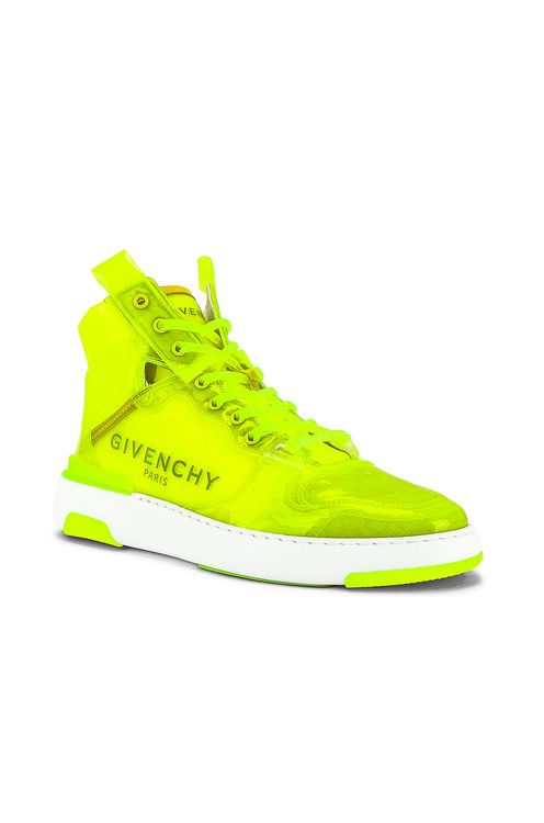 Givenchy Wing Sneaker High With Logo