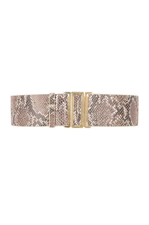 Magda Butrym Double Punctured Belt
