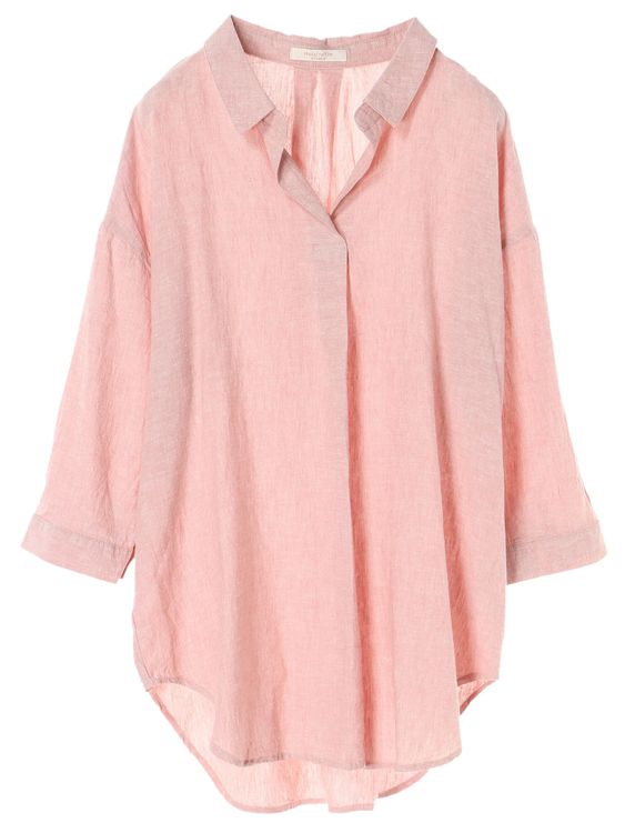 Green Parks Ava Top - Pink