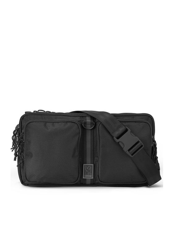 Chrome Industries Chrome Industries MXD Segment Sling Bag Black Ballistic