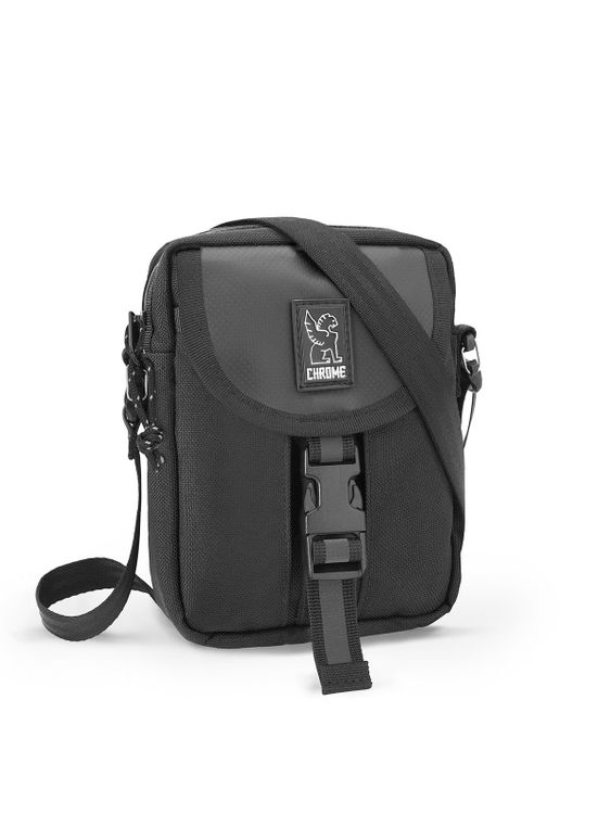 Chrome Industries Chrome Industries Shoulder Pouch All Black