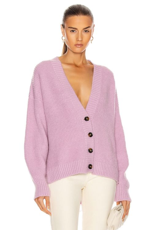 BROGNANO Ribbed Cardigan