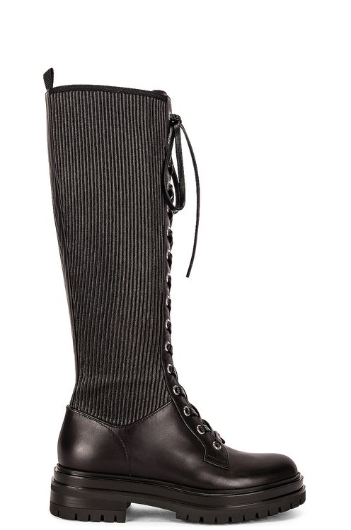 Gianvito Rossi Lace Up Boots