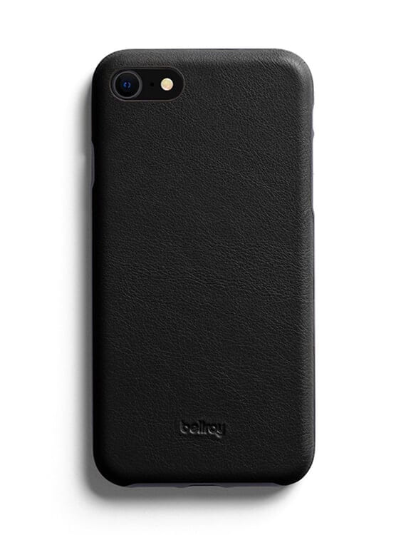 Bellroy Bellroy Phone Case 0 Card iPhone SE / 8 / 7 Black