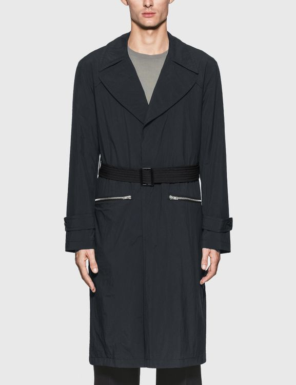 Maison Margiela Recycled Nylon Trench Coat