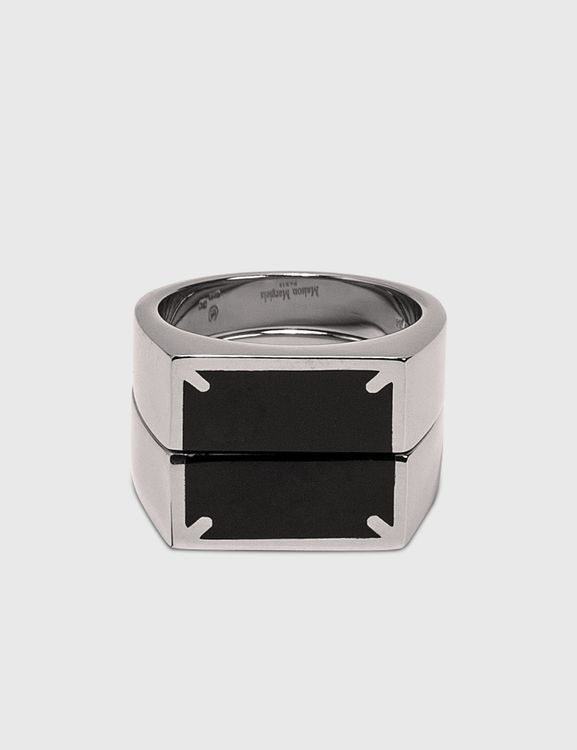 Maison Margiela Two Stackable Rings