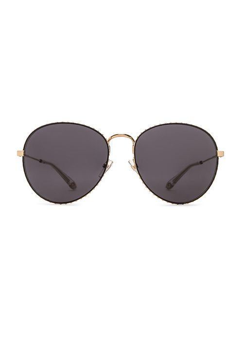 Givenchy Metal Round Sunglasses