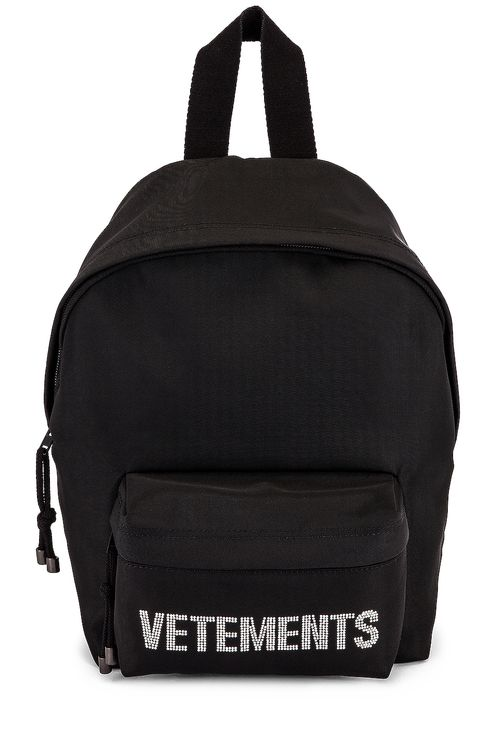 Vetements Strass Backpack