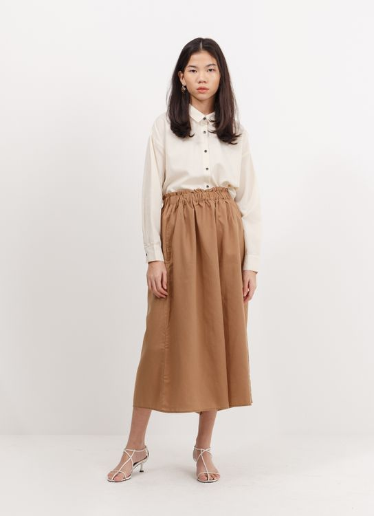 Earth, Music & Ecology Margo Pants - Light Brown