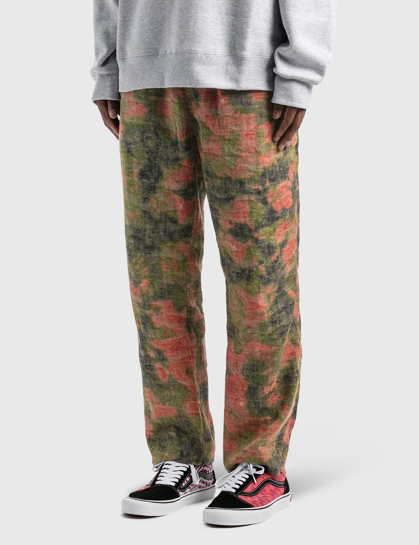 Stussy Reverse Jacquard Relaxed Pants