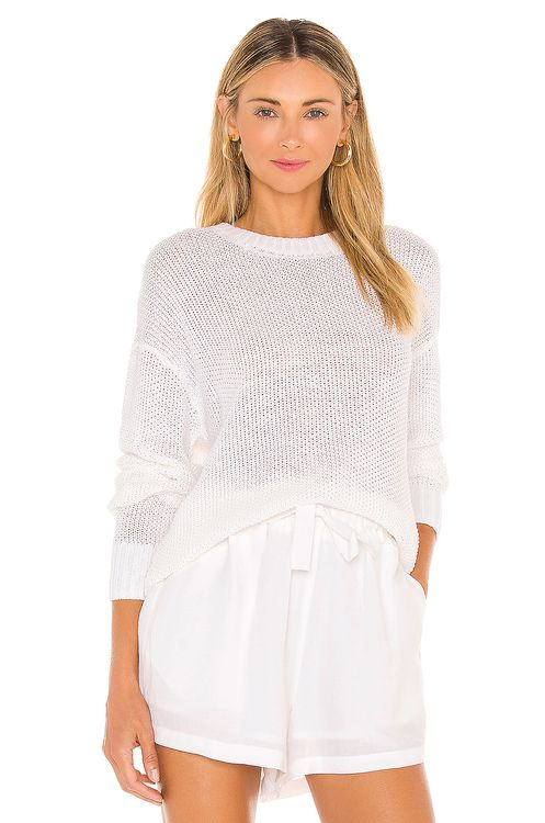Seafolly Sand Dunes Crew Knit Sweater