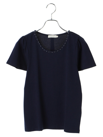Earth, Music & Ecology Mayuko Top - Navy