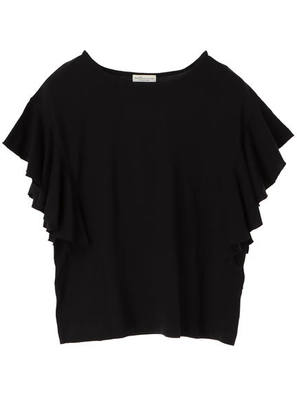 Earth, Music & Ecology Izumi Top - Black