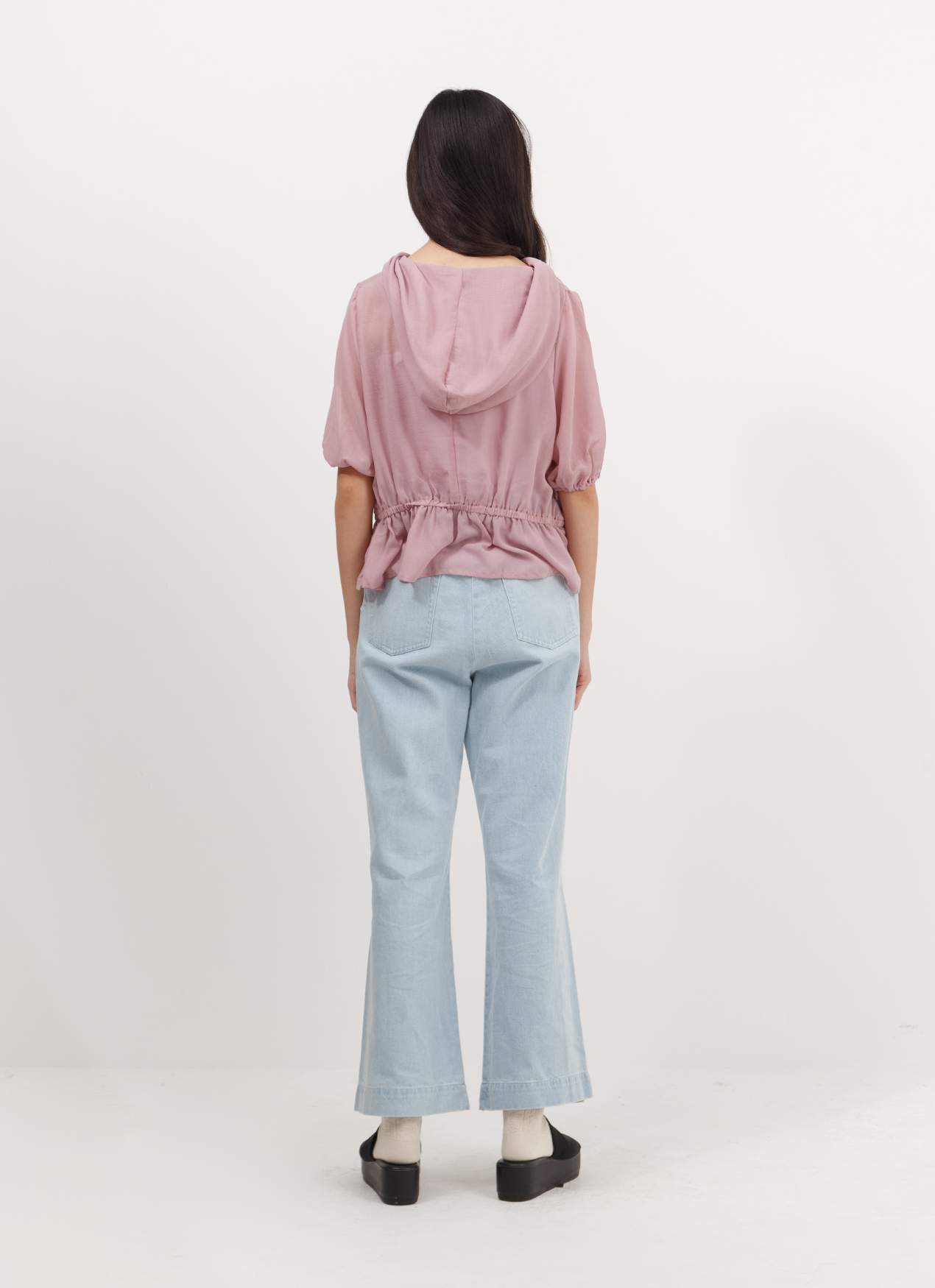 Earth, Music & Ecology Riona Cardigan - Light Pink