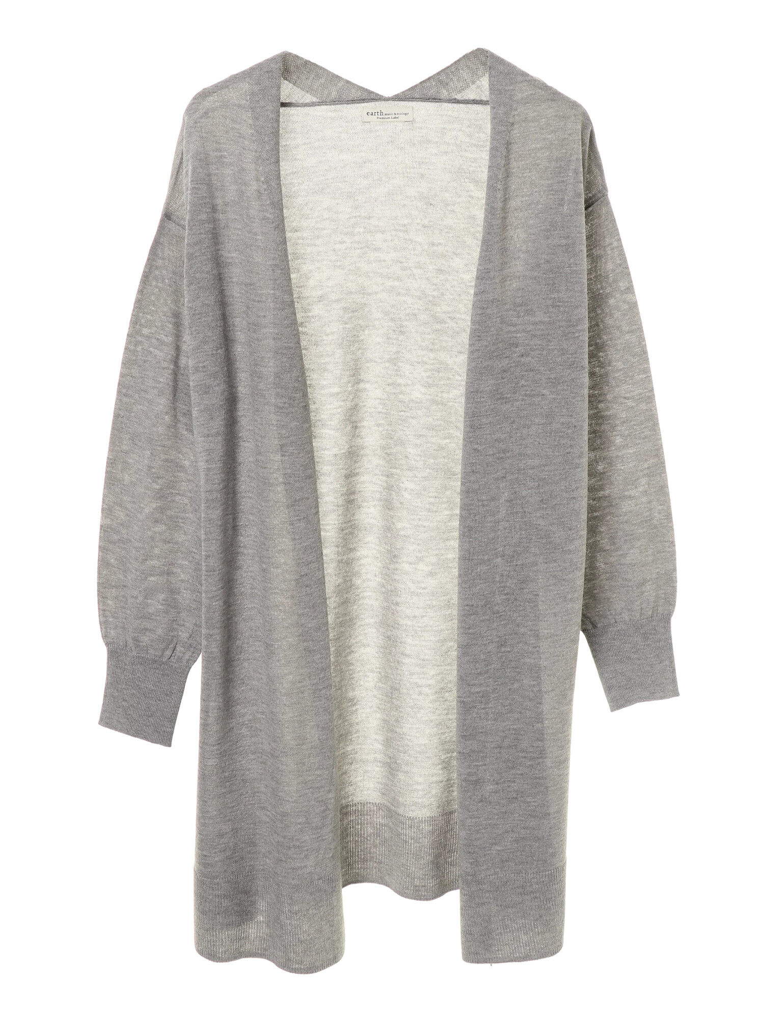 Earth, Music & Ecology Chazmire Cardigan - Gray Mixture
