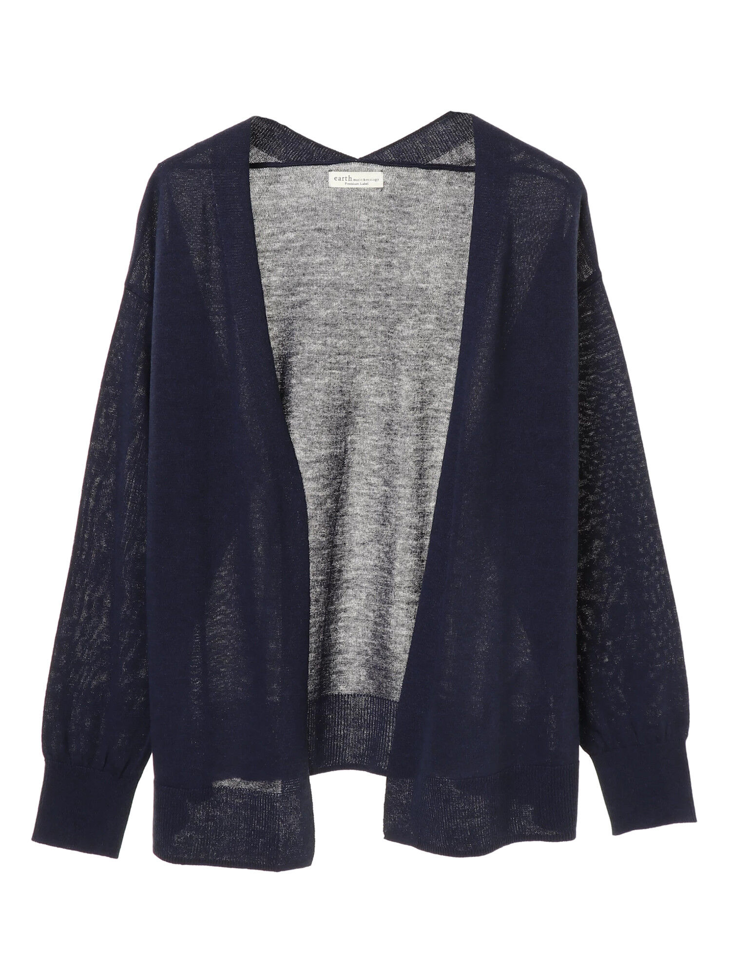 Earth, Music & Ecology Clyvon Cardigan - Navy