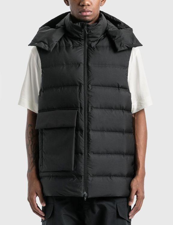 Y-3 Classic Puffy Down Vest