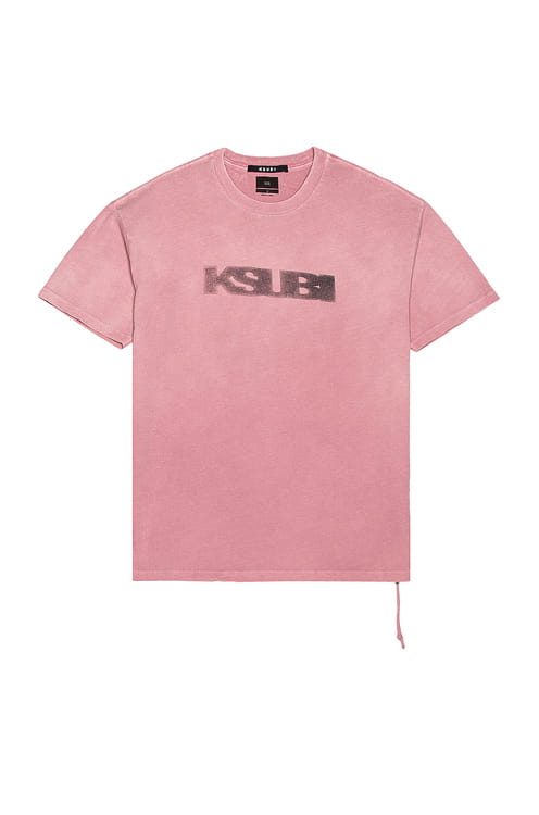 Ksubi Sign Of The Times Short Sleeve Tee